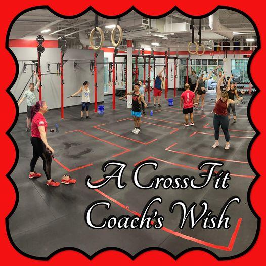 A CrossFit Coach's Wish